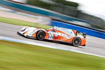 © Octane Photographic Ltd/ Chris Enion. European Le Mans Series. ELMS 6 Hours at Donington Park. Sunday 15th July 2012. Digital Ref: 409ce1d0335