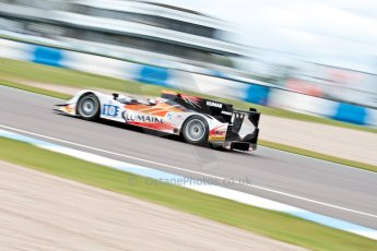 © Octane Photographic Ltd/ Chris Enion. European Le Mans Series. ELMS 6 Hours at Donington Park. Sunday 15th July 2012. Digital Ref: 409ce1d0774