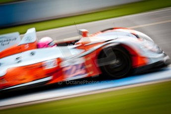 © Octane Photographic Ltd/ Chris Enion. European Le Mans Series. ELMS 6 Hours at Donington Park. Sunday 15th July 2012. Digital Ref: 409ce1d0953