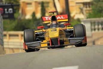 © Octane Photographic Ltd. 2012. F1 Monte Carlo - GP2 Practice 1. Thursday  24th May 2012. Davide Valsecchi - DAMS. Digital Ref : 0353cb1d0627