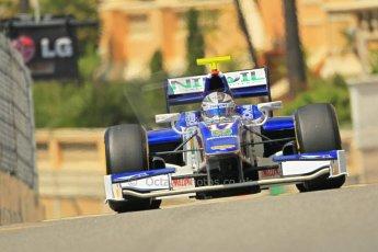 © Octane Photographic Ltd. 2012. F1 Monte Carlo - GP2 Practice 1. Thursday  24th May 2012. Julian Leal - Trident Racing. Digital Ref : 0353cb1d0631