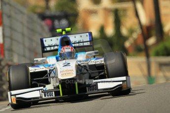 © Octane Photographic Ltd. 2012. F1 Monte Carlo - GP2 Practice 1. Thursday  24th May 2012. Josef Kral - Barwa Addax Team. Digital Ref : 0353cb1d0773