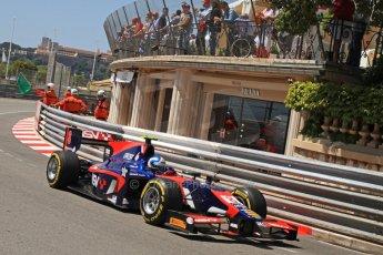© Octane Photographic Ltd. 2012. F1 Monte Carlo - GP2 Practice 1. Thursday  24th May 2012. Jolyon Palmer - iSport International. Digital Ref : 0353cb7d7657
