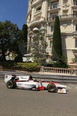 © Octane Photographic Ltd. 2012. F1 Monte Carlo - GP2 Practice 1. Thursday  24th May 2012. Tom Dillman - Rapax. Digital Ref : 0353cb7d7685