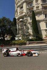 © Octane Photographic Ltd. 2012. F1 Monte Carlo - GP2 Practice 1. Thursday  24th May 2012. Ricardo Teixeira - Rapax. Digital Ref : 0353cb7d7691