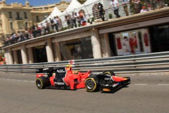 © Octane Photographic Ltd. 2012. F1 Monte Carlo - GP2 Practice 1. Thursday  24th May 2012. Rio Haryanto. Digital Ref : 0353cb7d7723