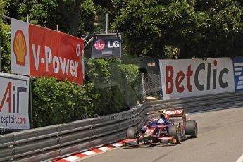 © Octane Photographic Ltd. 2012. F1 Monte Carlo - GP2 Practice 1. Thursday  24th May 2012. Jolyon Palmer - iSport International. Digital Ref : 0353cb7d7866