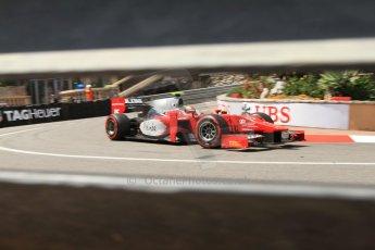 © Octane Photographic Ltd. 2012. F1 Monte Carlo - GP2 Practice 1. Thursday  24th May 2012. Fabio Onidi - Scuderia Coloni. Digital Ref : 0353cb7d7905