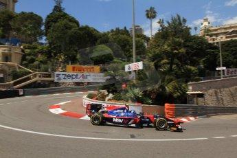© Octane Photographic Ltd. 2012. F1 Monte Carlo - GP2 Practice 1. Thursday  24th May 2012. Jolyon Palmer - iSport International. Digital Ref : 0353cb7d7974