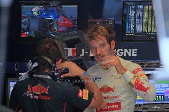 © 2012 Octane Photographic Ltd. Italian GP Monza - Friday 7th September 2012 - F1 Practice 1. Toro Rosso STR7 - Jean-Eric Vergne. Digital Ref : 0505cb7d1997