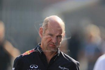 World © Octane Photographic Ltd. Formula 1 Italian GP, F1 Paddock. 9th September 2012 - Adrian Newey - Red Bull. Digital Ref : 0517lw1d8857