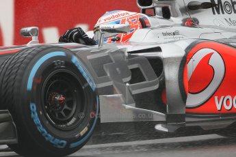 © 2012 Octane Photographic Ltd. Belgian GP Spa - Friday 31st August 2012 - F1 Practice 1. McLaren MP4/27 - Jenson Button. Digital Ref :  0481lw7d2864