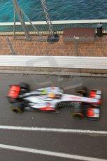 © Octane Photographic Ltd. 2012. F1 Monte Carlo - Practice 2. Thursday 24th May 2012. Lewis Hamilton - McLaren. Digital Ref : 0353cb7d8170