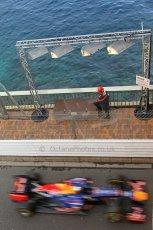 © Octane Photographic Ltd. 2012. F1 Monte Carlo - Practice 2. Thursday 24th May 2012. Sebastian Vettel - Red Bull. Digital Ref : 0353cb7d8207