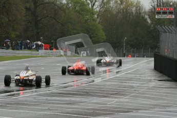© 2012 Octane Photographic Ltd. Monday 9th April. Formula Ford - Race 2 . Start of Race 2. Digital Ref : 0287lw7d4002