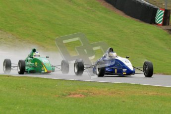 © 2012 Octane Photographic Ltd. Monday 9th April. Formula Ford - Race 2 . Matt Roa - Van Diemen LA06 & Kenneth Thirlwall - Vab Diemen LA06.  Digital Ref : 0287lw7d4268