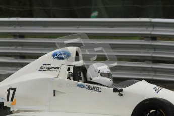 © 2012 Octane Photographic Ltd. Monday 9th April. Formula Ford - Race 2 . George Blundell - Mygale SJ10. Digital Ref : 0287lw7d4277