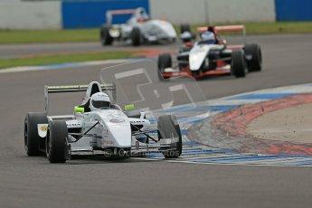 © Octane Photographic Ltd. 2012. Donington Park. Saturday 18th August 2012. Formula Renault BARC Qualifying session. David Wagner - MGR Motorsport. Digital Ref : 0460cb1d2375