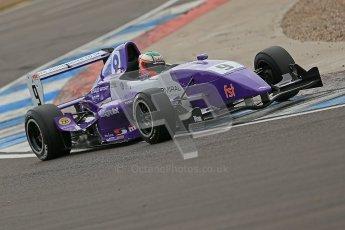 © Octane Photographic Ltd. 2012. Donington Park. Saturday 18th August 2012. Formula Renault BARC Qualifying session. Josh Webster - MGR Motorsport. Digital Ref : 0460cb1d2498