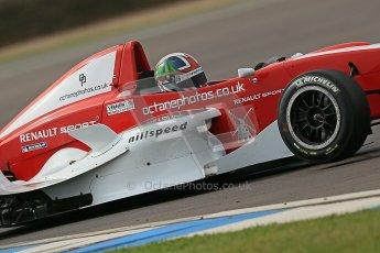 © Octane Photographic Ltd. 2012. Donington Park. Saturday 18th August 2012. Formula Renault BARC Qualifying session. Kieran Vernon - Hillspeed. Digital Ref : 0460cb1d2689