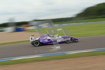 © Octane Photographic Ltd. 2012. Donington Park. Saturday 18th August 2012. Formula Renault BARC Qualifying session. Josh Webster - MGR Motorsport. Digital Ref : 0460cb1d2732
