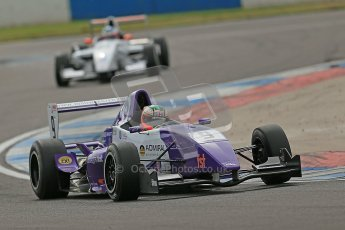 © Octane Photographic Ltd. 2012. Donington Park. Saturday 18th August 2012. Formula Renault BARC Qualifying session. Josh Webster - MGR Motorsport. Digital Ref : 0460cb1d2809