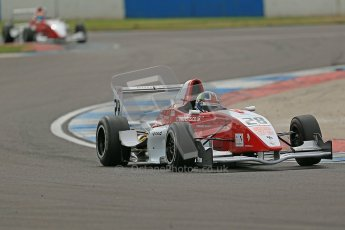 © Octane Photographic Ltd. 2012. Donington Park. Saturday 18th August 2012. Formula Renault BARC Qualifying session. Kieran Vernon - Hillspeed. Digital Ref : 0460cb1d2850