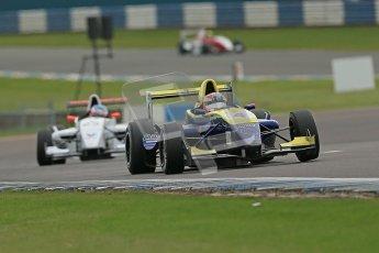 © Octane Photographic Ltd. 2012. Donington Park. Saturday 18th August 2012. Formula Renault BARC Qualifying session. Scott Malvern - Cullen Motorsport. Digital Ref : 0460cb1d2908