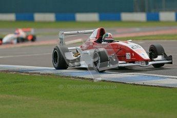 © Octane Photographic Ltd. 2012. Donington Park. Saturday 18th August 2012. Formula Renault BARC Qualifying session. Kieran Vernon - Hillspeed. Digital Ref : 0460cb1d2943