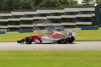 © Octane Photographic Ltd. 2012. Donington Park. Saturday 18th August 2012. Formula Renault BARC Qualifying session. Kieran Vernon - Hillspeed. Digital Ref : 0460lw7d0456