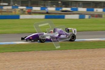 © Octane Photographic Ltd. 2012. Donington Park. Saturday 18th August 2012. Formula Renault BARC Qualifying session. Josh Webster - MGR Motorsport. Digital Ref : 0460lw7d0553