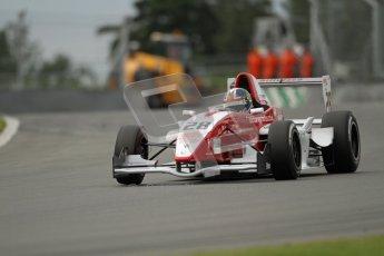 © Octane Photographic Ltd. 2012. Donington Park. Saturday 18th August 2012. Formula Renault BARC Qualifying session. Kieran Vernon - Hillspeed. Digital Ref : 0460lw7d0725