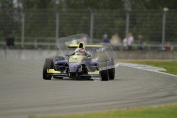 © Octane Photographic Ltd. 2012. Donington Park. Saturday 18th August 2012. Formula Renault BARC Qualifying session. Scott Malvern - Cullen Motorsport. Digital Ref : 0460lw7d0794