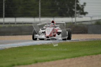 © Octane Photographic Ltd. 2012. Donington Park. Saturday 18th August 2012. Formula Renault BARC Qualifying session. Kieran Vernon - Hillspeed. Digital Ref : 0460lw7d1083