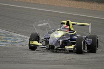 © Octane Photographic Ltd. 2012. Donington Park. Saturday 18th August 2012. Formula Renault BARC Qualifying session. Scott Malvern - Cullen Motorsport. Digital Ref : 0460lw7d1220