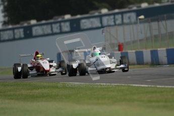 © Octane Photographic Ltd. 2012. Donington Park. Saturday 18th August 2012. Formula Renault BARC Race 1. Digital Ref : 0462lw7d1505