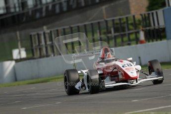 © Octane Photographic Ltd. 2012. Donington Park. Saturday 18th August 2012. Formula Renault BARC Race 1. Kieran Vernon - Hillspeed. Digital Ref : 0462lw7d1541