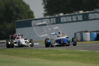 © Octane Photographic Ltd. 2012. Donington Park. Saturday 18th August 2012. Formula Renault BARC Race 1. Digital Ref : 0462lw7d1595