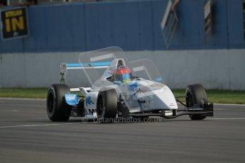 © Octane Photographic Ltd. 2012. Donington Park. Saturday 18th August 2012. Formula Renault BARC Race 1. Digital Ref : 0462lw7d1611