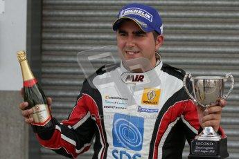 © Octane Photographic Ltd. 2012. Donington Park. Saturday 18th August 2012. Formula Renault BARC Race 1. Digital Ref : 0462lw7d1718