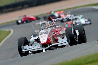 © Chris Enion/Octane Photographic Ltd. 2012. Donington Park. Sunday 19th August 2012. Formula Renault BARC Race 2. Kieran Vernon - Hillspeed. Digital Ref : 0463ce1d0155