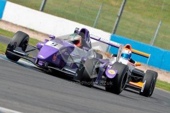 © Chris Enion/Octane Photographic Ltd. 2012. Donington Park. Sunday 19th August 2012. Formula Renault BARC Race 2. Josh Webster - MGR Motorsport. Digital Ref : 0463ce1d0219