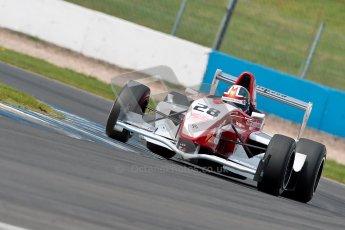 © Chris Enion/Octane Photographic Ltd. 2012. Donington Park. Sunday 19th August 2012. Formula Renault BARC Race 2. Kieran Vernon - Hillspeed. Digital Ref : 0463ce1d0232