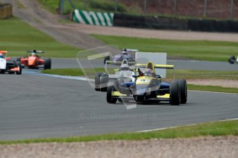© Chris Enion/Octane Photographic Ltd. 2012. Donington Park. Sunday 19th August 2012. Formula Renault BARC Race 2. Race Winner - Scott Malvern - Cullen Motorsport. Digital Ref : 0463ce1d0261