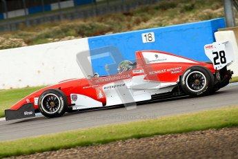© Chris Enion/Octane Photographic Ltd. 2012. Donington Park. Sunday 19th August 2012. Formula Renault BARC Race 2. Kieran Vernon - Hillspeed. Digital Ref : 0463ce7d0768