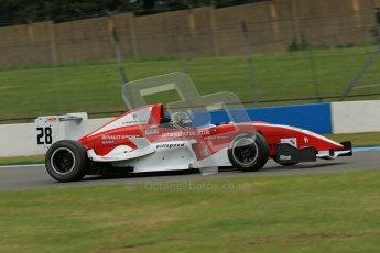 © Octane Photographic Ltd. 2012. Donington Park. Sunday 19th August 2012. Formula Renault BARC Race 2. Kieran Vernon - Hillspeed. Digital Ref : 0463lw1d3338