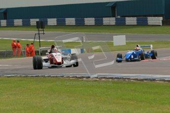 © Octane Photographic Ltd. 2012. Donington Park. Sunday 19th August 2012. Formula Renault BARC Race 2. Kieran Vernon - Hillspeed. Digital Ref : 0463lw1d3507