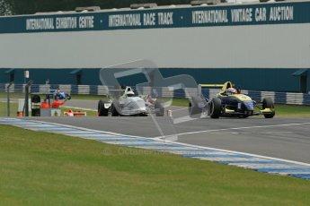 © Octane Photographic Ltd. 2012. Donington Park. Sunday 19th August 2012. Formula Renault BARC Race 2. Race Winner - Scott Malvern - Cullen Motorsport. Digital Ref : 0463lw1d3566