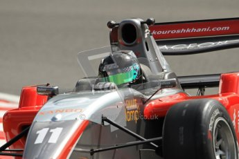 © Octane Photographic Ltd. 2012. FIA Formula 2 - Brands Hatch - Sunday 15th July 2012 - Qualifying 2 - Kourosh Khani. Digital Ref : 0407lw7d2190