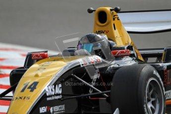 © Octane Photographic Ltd. 2012. FIA Formula 2 - Brands Hatch - Sunday 15th July 2012 - Qualifying 2 - Mauro Calamia. Digital Ref : 0407lw7d2211